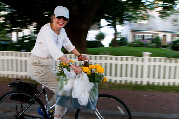 July 6, 2010. North Water Street, Edgartown.