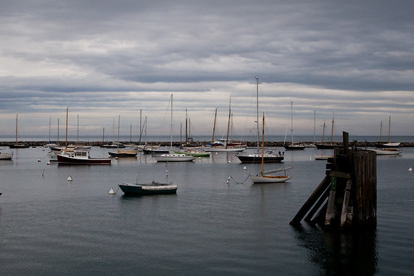 May 4, 2011. Vineyard Haven Harbor.