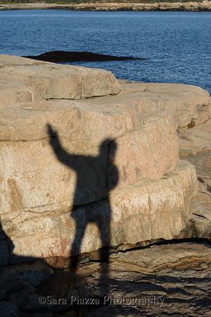 October 26, 2007. Schoodick Point, Maine.