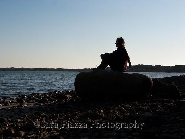 November 29, 2009. North Neck, Cape Pogue Pond.