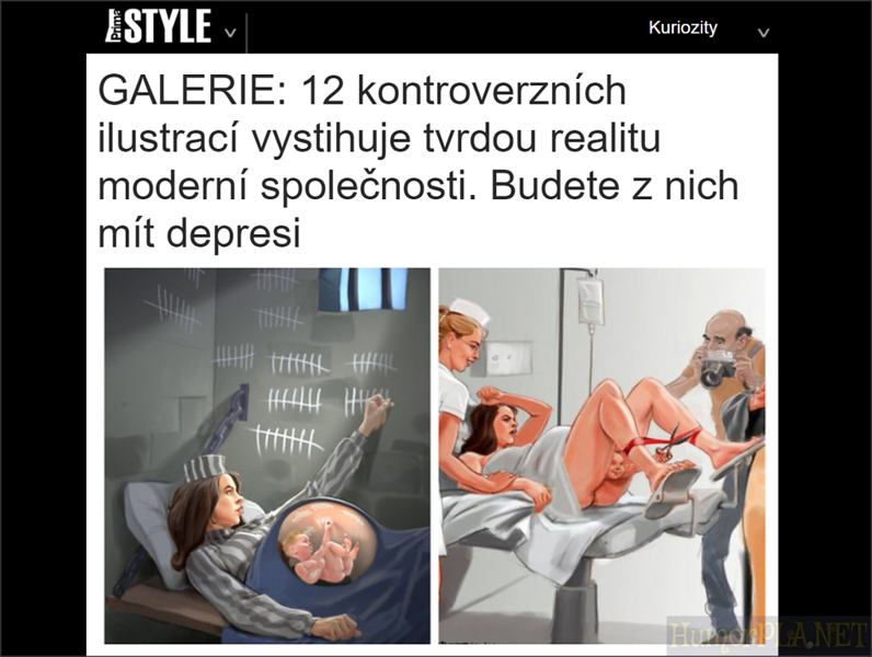 Published in M.style - Czech Republic