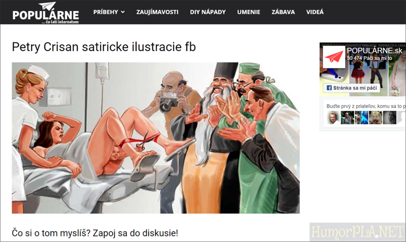 Published in Popularne - Slovakia