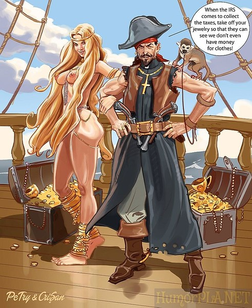 22. Pirates and Taxes