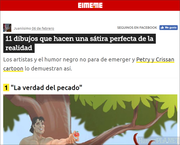 Published in Elmeme (Mexico)