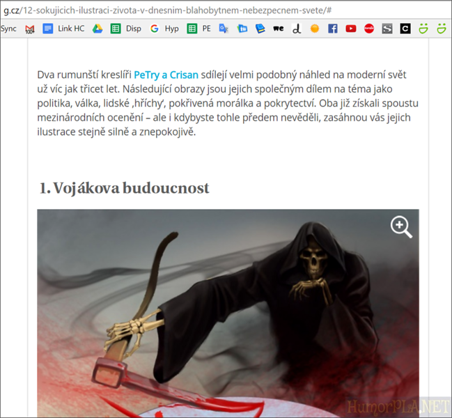 Published in G.Cz  (Czech Republic)