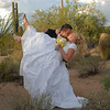 Here is another wedding photo I love.  My sister got cactus in her head from holding the reflector on this shot.  No pain, no gain...right?
