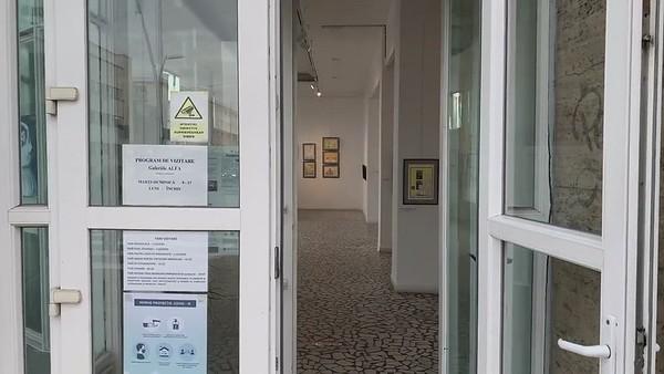 New Cartoon Expo - Bacau, Romania, 2021