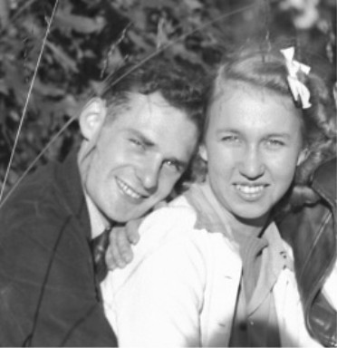 My grandparents, Philip Walker and Mary Catherine Walker