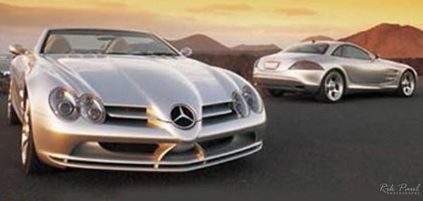 Mercedes-Benz Vision SLR