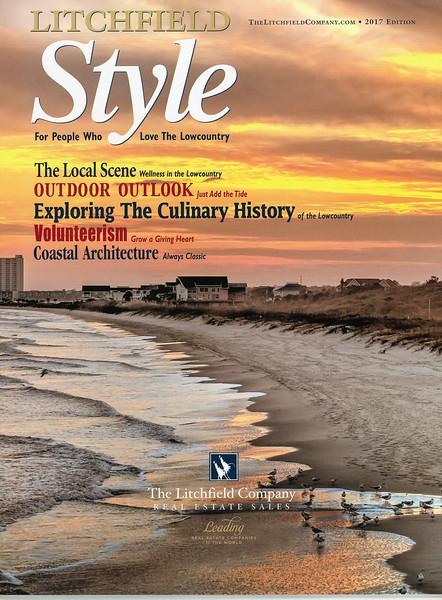 Style Magazine Cover - 2017