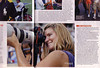 'The Shutterbug' article from the US Open, TENNIS Magazine (USA), 2007
