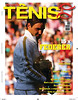 One cover of Revista Tenis Magazine 2009 (Brasil)