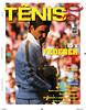One cover of Revista Tenis Magazine 2009 (Brasil)