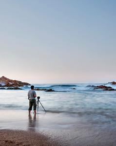 Seascape by Josep Benejam Enrich