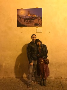 """Mi fotografía en la Exposición callejera """"Fo-cal en la calle"""""""