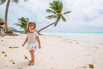 Nadjita in Playa Paraiso-Tulum