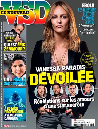 VSD N 1938 - 16 au 22 Octobre 2014