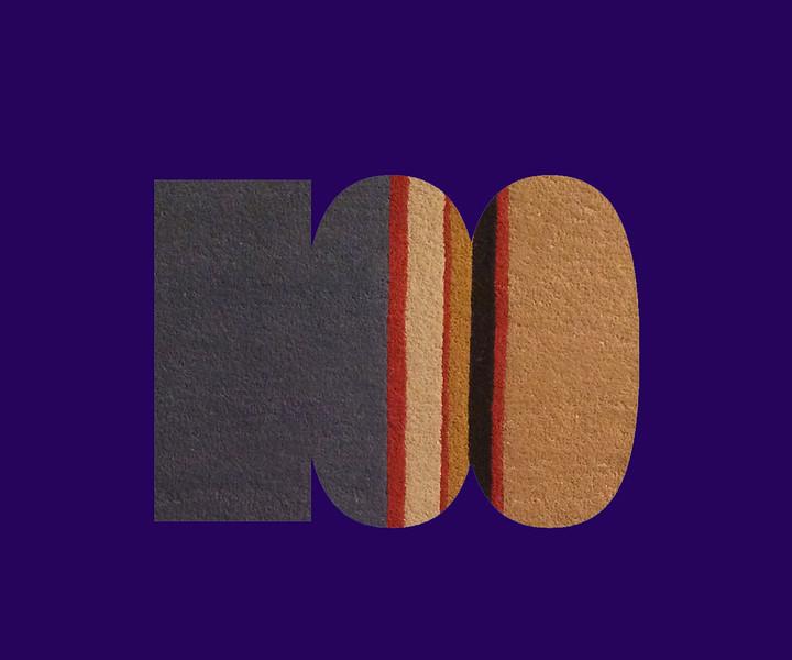 Bauhaus100 Celebration Logo