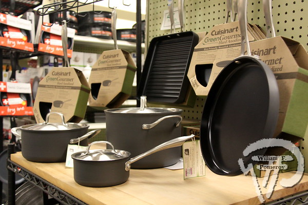 Cuisinart / Green Gourmet makes a line of pans and skillets  for the home chef on your list.  NOVEMBER 2012 Great Holiday Gift Ideas •  Supplement to misc. GateHouse Media publications  page 5