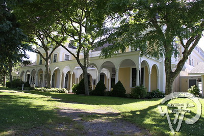"""CALENDARDON'T  MISS  THIS CROSBY MANSIONBuilt in 1888, this beautiful mansion known as """"Tawasentha"""" has 35 roomsand 17 fireplaces. It has been undergoing a careful and loving restorationfor years, thanks to The friends of Crosby Mansion. Have a look aroundSunday; docents will be in the rooms on the first floor to give talksand answer questions while guided tours will be given on the second floor.  Visit the 1832 homestead and learn about its connection to """"Tawasentha.""""Mystery lovers can try to determine why the """"n"""" in """"Tawasentha"""" appears backwards in the dining room mantel above the fireplace. Cape Cod Day JULY 17, 2010page 4"""