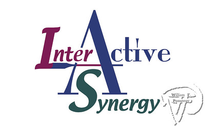 Inter-Active Synergy 2003logo designINTER-ACTIVE SYNERGY