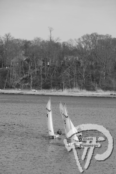 Sailing through their seasonWith a 3-2 win over Barnstable on Tuesday,the Nauset sailing team is now 19-0as they prepare for the New England Team RacingChampionships in Rhode Island this weekend. The Cape Codder MAY 7, 2010page 37