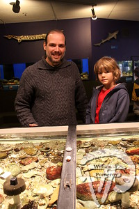Benton and Elliot Jones  of Brewster. SEEN ON SCENE:  Science on the Street  at the Cape Cod Museum of Natural History Science on the Street, an interactive science festival  for families, teachers and students took place  at Cape Cod Museum of Natural History  this past Saturday in Brewster.   13 / 14  WickedLocal.com/CapeCod March 25, 2013 COMMUNITY NEWSPAPER COMPANY