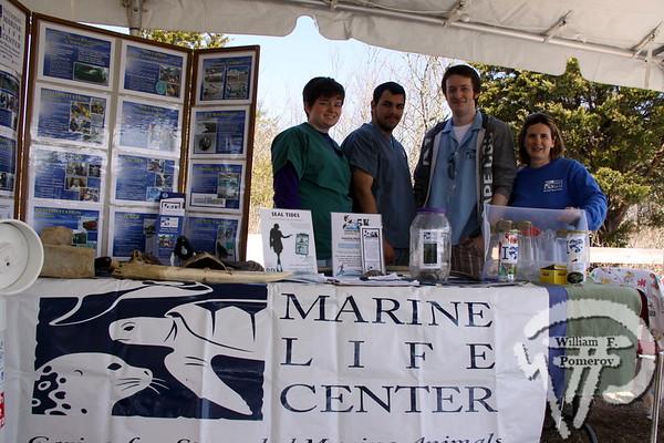 National Marine Life Center includes Leann Westin, Bretton Carter, Troy McInerney along with Belinda Rubinstein.