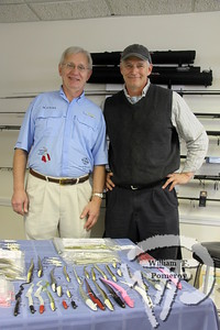 Frank McCartney of Tica Rods  joins Bill Hurley from Bill Hurley Lures.