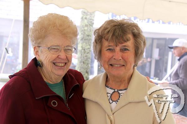 Carolyn Weeks plus Shirley Grew  from Brewster Real Estate.