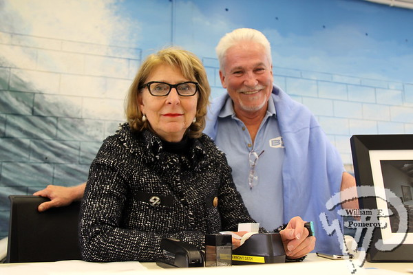 Janet Donnelly along with Bruce Kennaway  from Boatslip Resort. SEEN ON SCENE:  Nauset  Job Fair  The 2013 Nauset Job Fair in Eastham attracted over 250 potential  employees while hosting approximately 48 regional employers  while this past Thursday, April 25th. Offering both seasonal  and year-round positions while directly contacting prospective  names within a two-hour window. As an Economic Development  Initiative, the event was co-sponsored and produced by the  local Chambers of Commerce and Nauset Regional High School.   5 of 17  WickedLocal.com/CapeCod April 29, 2013 COMMUNITY NEWSPAPER COMPANY