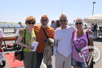 Kathy and Lee from Eastham  accompany Nick and Joanne Sinacori of Truro. SEEN ON SCENE:  Wellfleet  HarborFest  Wellfleet HarborFest and Nautical Flea Market kicked-off  another summer season upon the Eastern end to the town pier  on Saturday. Along with multiple live entertainers, vendors,  local foods, auctions and items frequently raffled, the third  annual festival showcased a waterfront community under  the ever shining sun.  2 / 20   WickedLocal.com/CapeCod June 3, 2013 COMMUNITY NEWSPAPER COMPANY