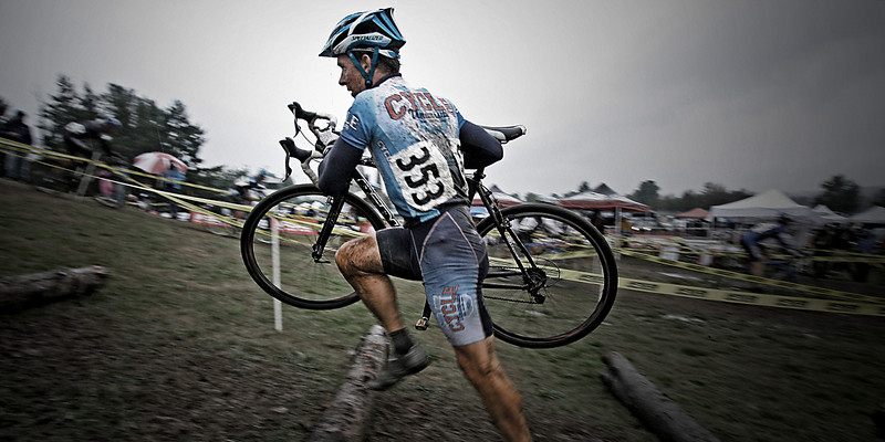 """This photo of Cycle University CEO Craig Undem was published in the August 2012 Issue of Alaska Airlines Magazine (Horizon Edition), along side a feature article on Cyclocross in the Pacific Northwest.  Alaska Airlines Magazine (Horizon Edition) has an annual circulation of over 350,0000.  See the issue at <a href=""""http://horizonair.journalgraphicsdigital.com/aug12/"""">http://horizonair.journalgraphicsdigital.com/aug12/</a> Article is on Page 12, picture on page 16."""