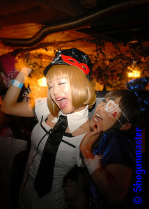 The Absolute Halloween Party in Nagoya, October 30th, 2010