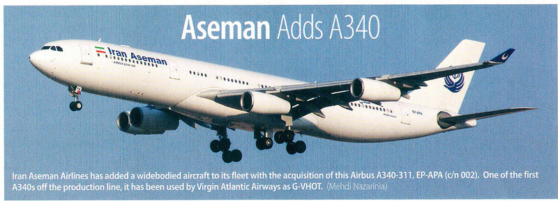 Published in Airliner World, February 2013.