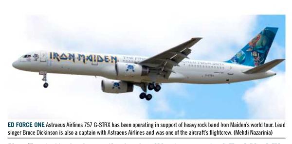 Published in Australian Aviation Magazine, April 2011, No. 281.