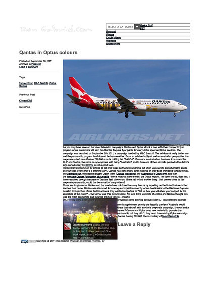 "<a href=""http://blog.rongabriel.com/2011/09/07/qantas-in-optus-colours/"">http://blog.rongabriel.com/2011/09/07/qantas-in-optus-colours/</a>"
