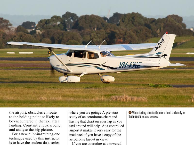 Published in Australian Aviation Magazine, April 2015, No. 325.
