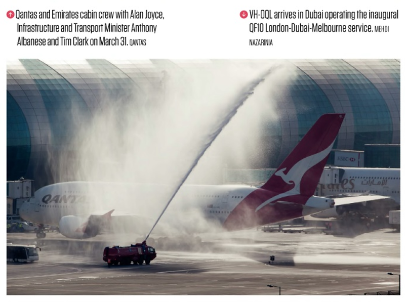 Published in Australian Aviation Magazine, May 2013, No. 304.