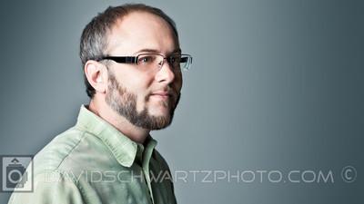 Self Portrait, Editorial Portrait Style
