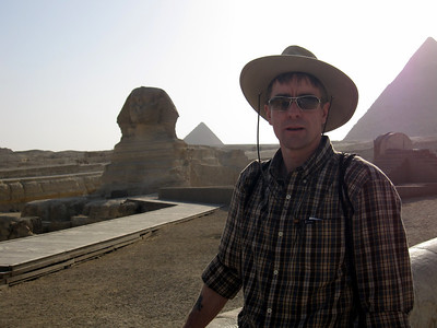 Giza in Cairo, Egypt