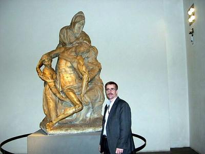 Pieta in Florence