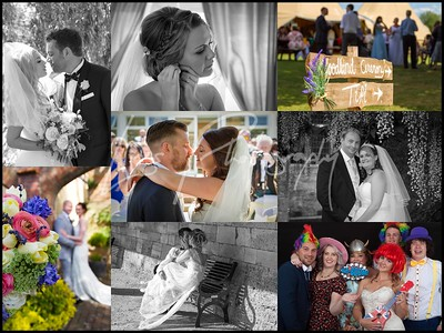 Wedding Collage Compressed