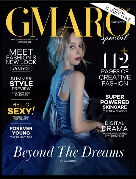 Cover of GMARO Magazine
