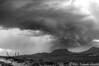 Beating the Storm, Canyon de Chelly, AZ, 2012