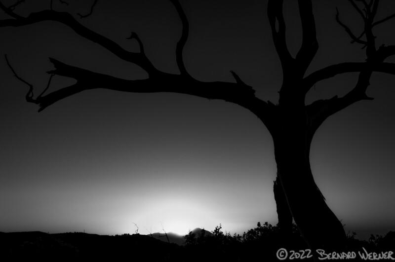 Mesa Verde Sunset, Mesa Verde NP,CO, 2013
