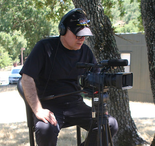 Playing the role of camera man at Morten Magnussen's video documentary shot of New Equations Training. 2009