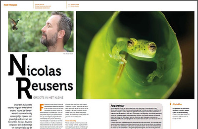 Focus Magazine Holland featured
