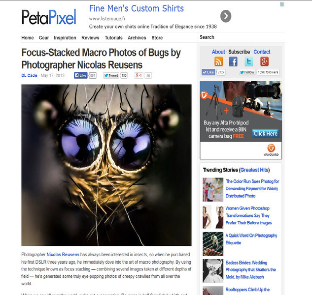 Petapixel featured!