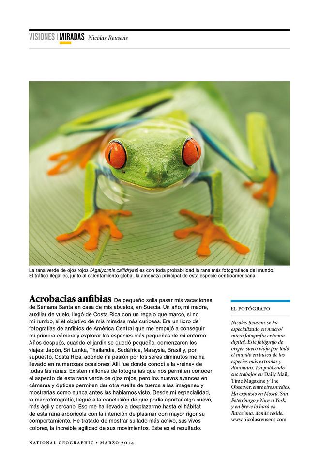 National Geographic España!